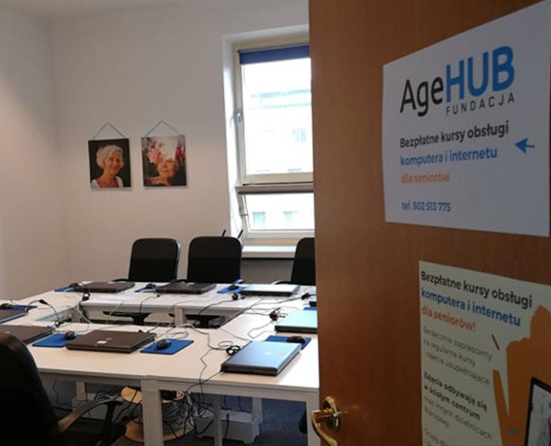 Nowa pracownia Age Hub
